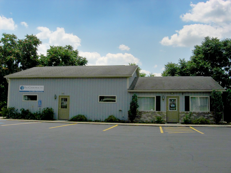 Fall Chiropractic, 1936 E. Wheeling St., Cambridge, OH, 43725